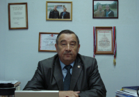Director Ildus Gibadullin, Prof., DSc