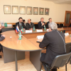 Visit of Plenipotentiary of the German Embassy to ISTU