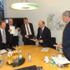 ISTU and Aalen University signed the agreement on double degrees